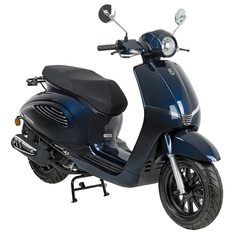 Motorscooter kopen of leasen