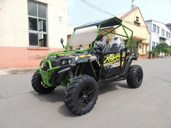 FX 400 buggy Euro-4