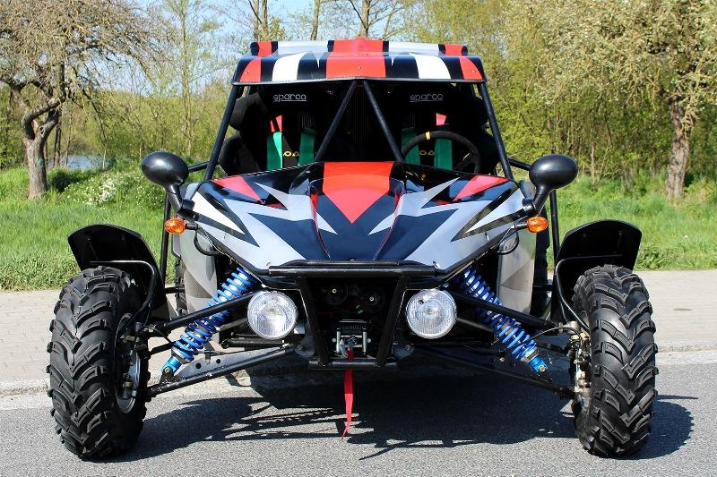 FBF Racer 1300cc 16v buggy