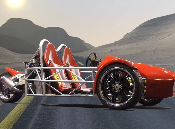 MEV R1 Trike 1000cc