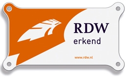 Wij zijn een door de RDW erkend bedrijf