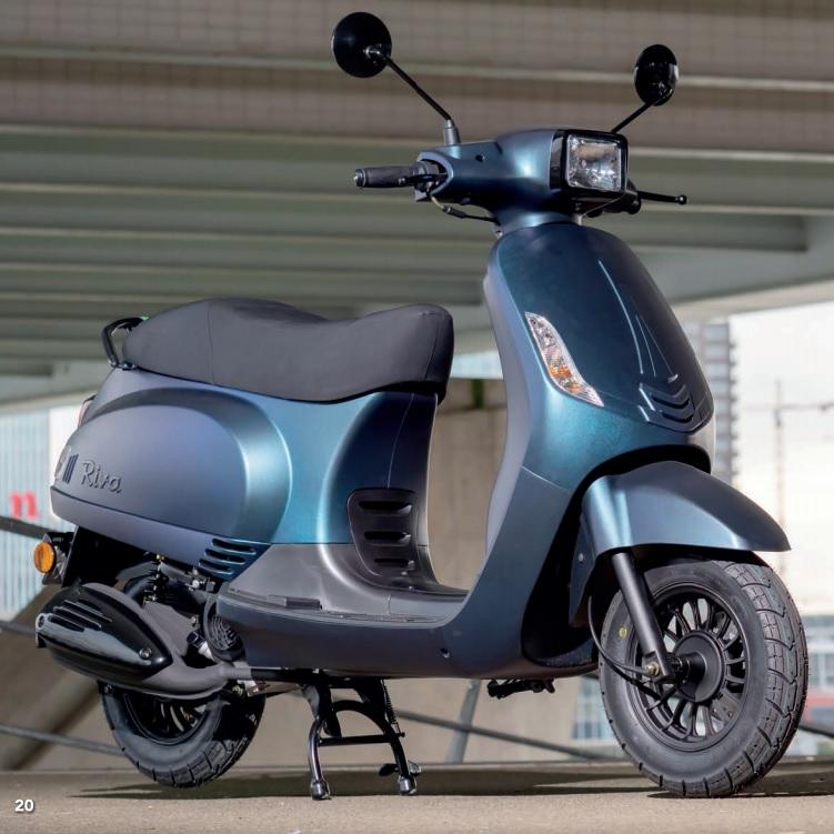 een BTC scooter kopen