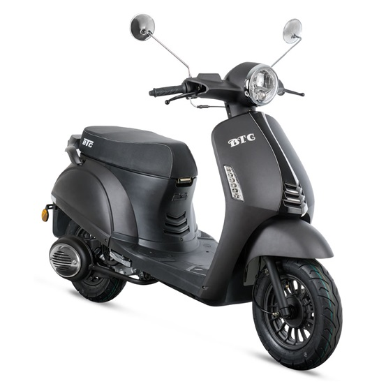 BTC Riva II Scooter