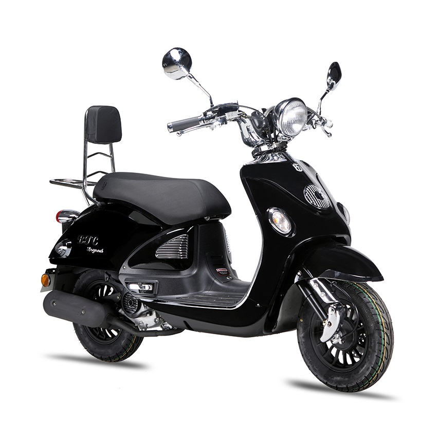 BTC scooter Legend Euro 4