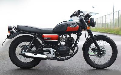 Hanway Classic 125 cc