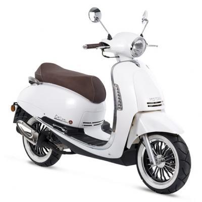 Motobi BC 150 Motorscooter