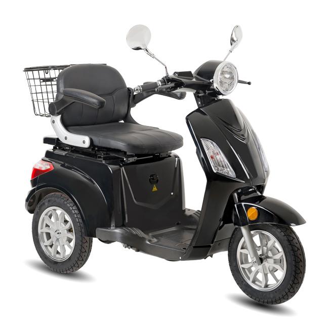 3 wielscooter of scootmobiel