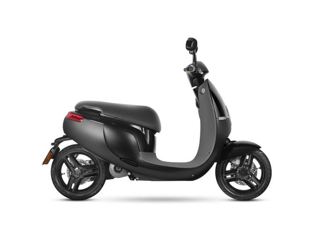 Eco mat-zwart
