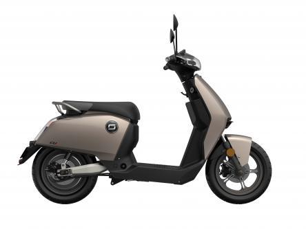 Super Soco CU-X elektrische scooter