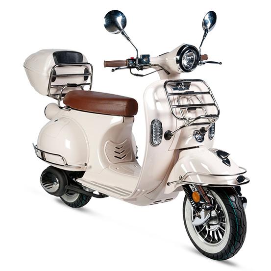 Roller und Moped Reparaturen und wartung